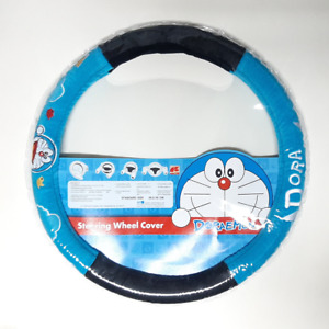 Doraemon Car Steering Wheel Cover
