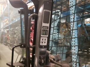 New Holland L218 Right Post Console With Instrument Cluster