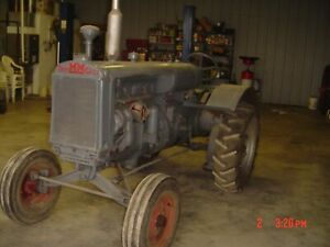 Tractor 1936 Mm Twin City Kta Mostly Refurbished Must Read Details Runs Good