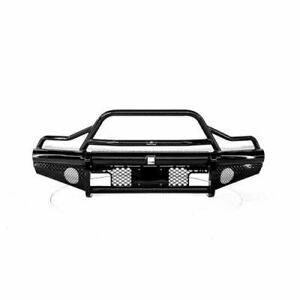 Ranch Hand Btg111blr Legend Bullnose Front Bumper For Gmc Sierra 2500hd 3500hd