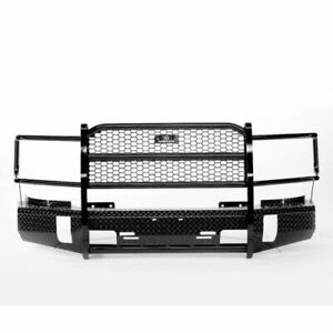 Ranch Hand Fsd13hbl1 Summit Series Front Bumper For 2013 2018 Dodge Ram 1500