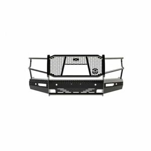 Ranch Hand Fsd19hbl1c Summit Series Front Bumper For 2019 Dodge Ram 1500