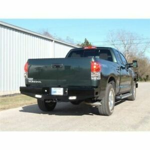 Ranch Hand Sbt071bll Sport Series Rear Bumper For Toyota Tundra exc Limited