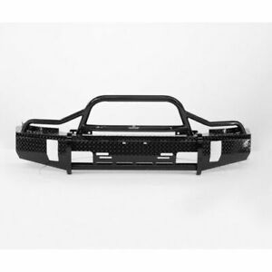 Ranch Hand Bsd13hbl1 Summit Series Bullnose Front Bumper For Dodge Ram 1500