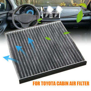 Cabin Air Filter Fit For Toyota 4 Runner Avalon Camry Corolla Cruiser Tool