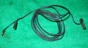 1965 1966 1967 1968 Mustang Gt A Shelby Orig Fastback Quarter Panel Light Wiring
