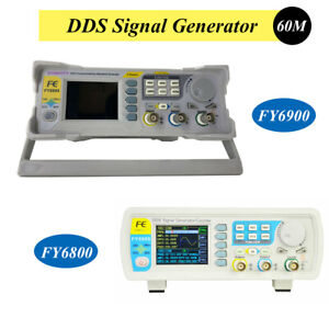 Dds Signal Function Frequency Sine Wave Generator 0 01 100mhz Fy6900 Fy6800 60m