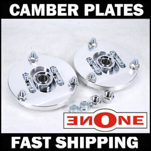 Mookeeh Adjustable Camber Plates For Coilovers Vw 06 14 Golf Gti Jetta Passat