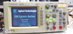Agilent Dso3102a 100mhz 1gsa s 2 Channels Oscilloscope With Usb And Gpib