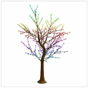 8.0FT RGB App Cherry Blossom LED Indoor Outdoor Lighted Tree Commercial Quality $1,999.99