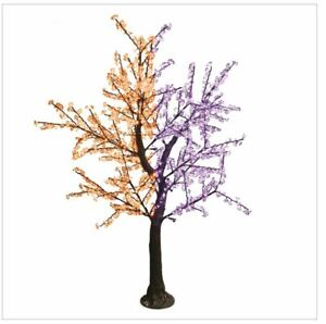 8.5FT RGB App Cherry Blossom LED Indoor Outdoor Lighted Tree Commercial Quality $2,299.99