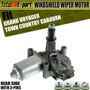 Windshield Wiper Motor Rear For Chrysler Town Country Voyager Ptcruiser Dodge