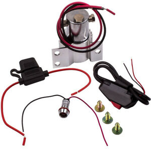 Brake Line Lock Kit Universal Electric Roll Control Hill Holder Up To 3000 Psi