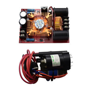 Zvs Tesla Coil Power Supply High Voltage Experiment Model Building Kits