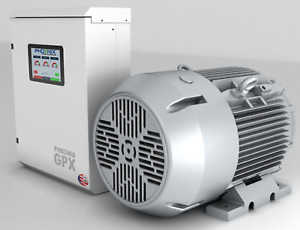 15 Hp Digital Phase Converter Gpx15l Cnc Grade Computer Controlled