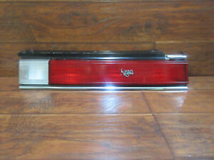 Buick Regal 2dr 1981 1982 1983 Right Tail Light