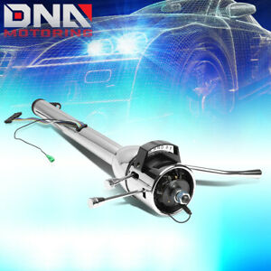 For 1955 1959 Chevy Gm Steering Column Shifter Hot Rod 30 Tilt Automatic Style