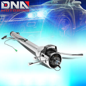 For 1955 1959 Chevy Gm Steering Column Shifter Hot Rod 32 Tilt Automatic Style