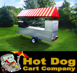 Hot Dog Cart Vending Concession Trailer Stand New Superlimo Hot Dog Cart Model