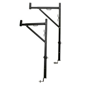 Adjustable Truck Bed Ladder Rack Holds Up To 250 Pounds