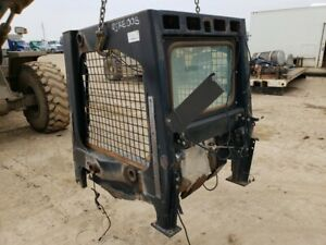 1998 New Holland Lx865 Cab Shell