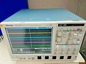 Tektronix Dpo72004 20 Ghz 4 Ch 50gsa s Digital Phosphor Oscilloscope