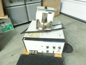 Used Unitek Welder Model 7500 Unitek 132f In Working Condition Both Included