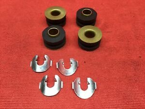 1965 1972 Ford F series Truck New Manual Shift Linkage Bushing And Clip Set