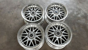 Jdm 17 Ssr Vienna Mesh Wheels 114 3x5 For Is250 Gs400 Ls400 240sx 180sx S14 Z31