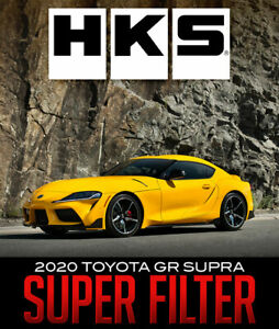 Fits 2020 Toyota Supra Hks Super Filter New Free Shipping 70017 At131