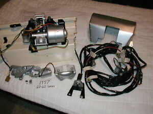 1957 Caddy Trunk Motor System 60 62 Series Year Guarantee Summer Special