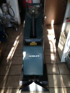 Tennant Nobles Rug Extractor
