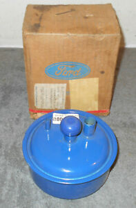 1971 1972 Ford Mustang Mach 1 Boss Torino Cougar Nos Fuel Vapor Carbon Canister