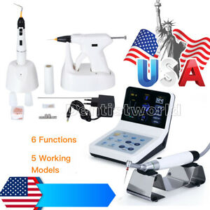 Dental Obturation System Heated Percha Gutta R smart Plus Endo Motor Handpiece