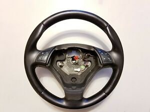Fiat Grande Punto 199 Leather Multi Function Steering Wheel Sv70042000 735335485