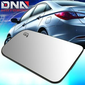 For 2008 2011 Ford Focus Factory Style Mirror Glass Lens W Plate Heated Left