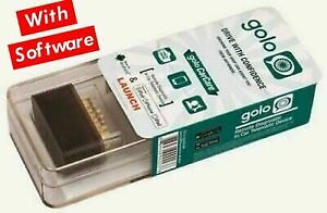 Golo Carcare Easydiag Obd2 Car Diagnostic Code Reader Tool With Software