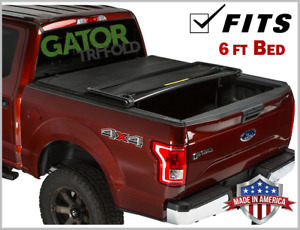 Gator Etx Tri fold fits 2019 Ford Ranger 6 Ft Tonneau Bed Cover