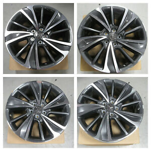 Acura Mdx Wheels Rims 20 Factory Original Oem 2017 2018 2019
