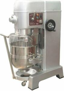 Planetary Mixer 70 Quart Capacity Floor Model Heavy Duty Commercial Dough Mixer