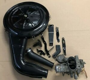 Bmw E12 Is 1980 Bmw 518 Engine Intake Air Box With Brackets And Carburetor