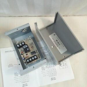Edwards Fire Alarm System Relay Spdt Mr 101 c New In Box