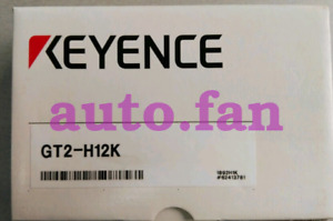 1pcs For 100 Genuine Keyence Digital Touch Sensor Gt2 h12k