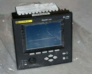 New Square D Schneider Electric Powerlogic Ion7650 Analyzer Meter Rds3