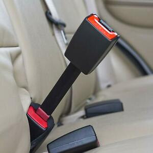 2pcs 9 8 Inch Rigid Seat Belt Extension 21mm Stainless Steel Fits For Most Cars