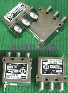 For 1pcs Used Dowkey Ms 12 f sma 12v Coaxial Switch