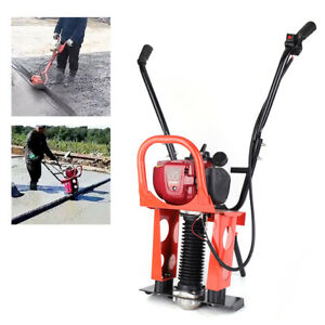 Gas Power 4 Stroke Concrete Surface Vibratory Leveling Screed Electric Vibrator