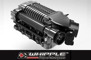 New 2015 2017 F150 5 0l Whipple Supercharger Competion Kit System 2 9l 2015 2016