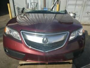 Front Bumper Without Fog Lamps Fits 13 15 Rdx 486671