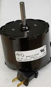 Vent Fan Motor Replacement For Nutone 26754 g ja2m121 26754ser